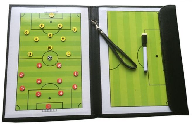 Sa bàn chiến thuật bóng đá