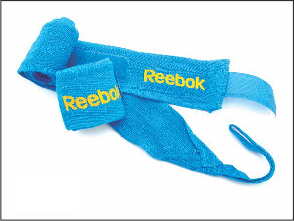 Dây băng tay tập đấm bốc Reebok 3m