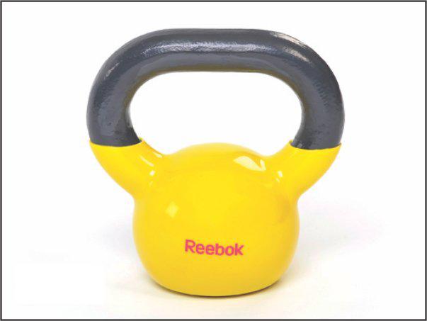 Tạ tay bình Reebok 5kg