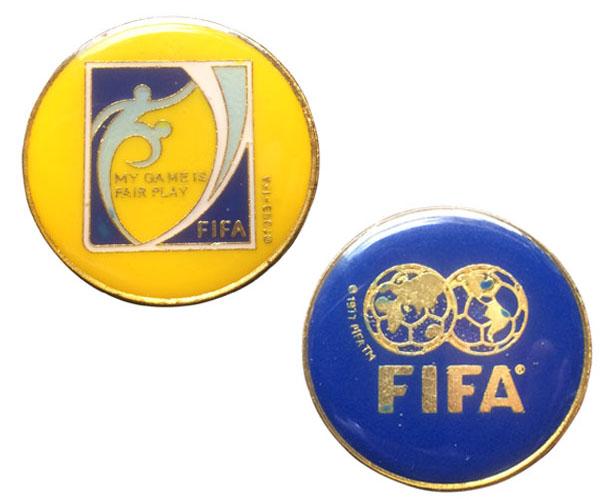 Đồng xu trọng tài FIFA