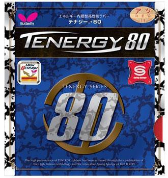 Mặt vợt bóng bàn Tenergy 80