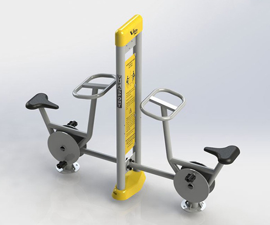 Máy tập đạp xe Vifa Sport VIFA-712522