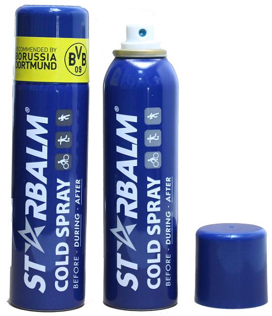 Chai xịt lạnh Starbalm Cold Spray