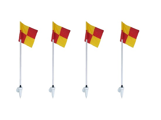 Bộ trụ cờ góc sân bóng đá S12350