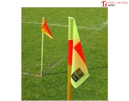 Trụ cờ góc sân 102867