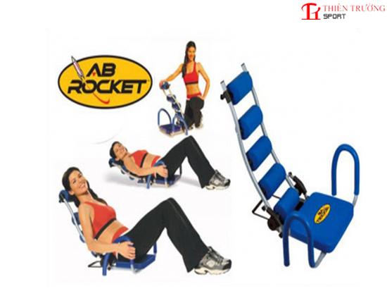 Máy tập cơ bụng AB Rocket