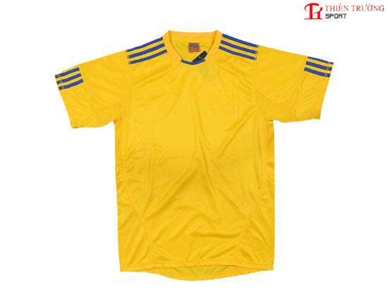 Quần áo thể thao 0490 màu vàng