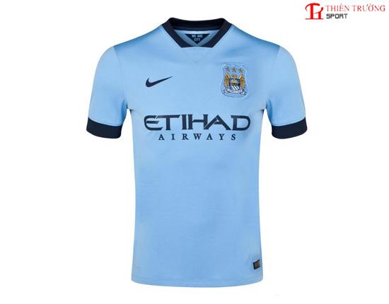 Quần áo Manchetster City mùa giải 2014 - 2015