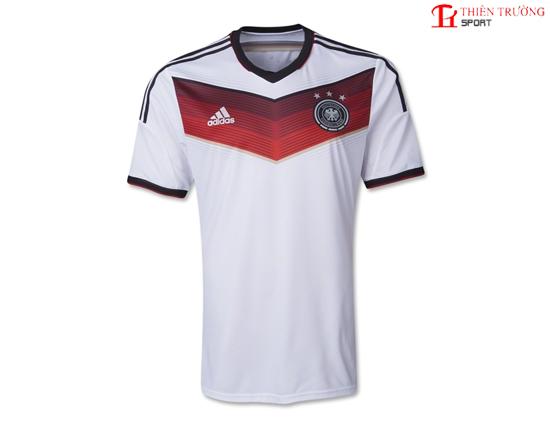 Quần áo bóng đá đội tuyển Đức trắng 2014