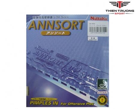 Mặt vợt bóng bàn Nittaku Annsort