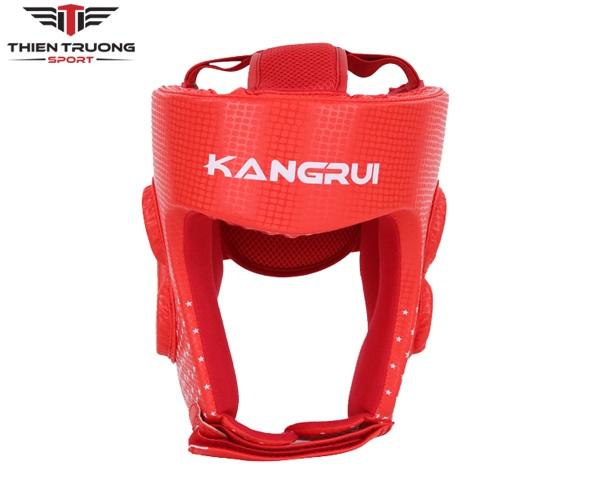 Mũ võ thuật Kangrui KS541