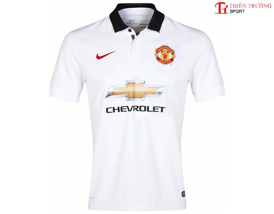 Quần áo MU sân khách mùa giải 2014 - 2015