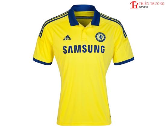 Quần áo Chelsea sân khách mùa giải 2014- 2015