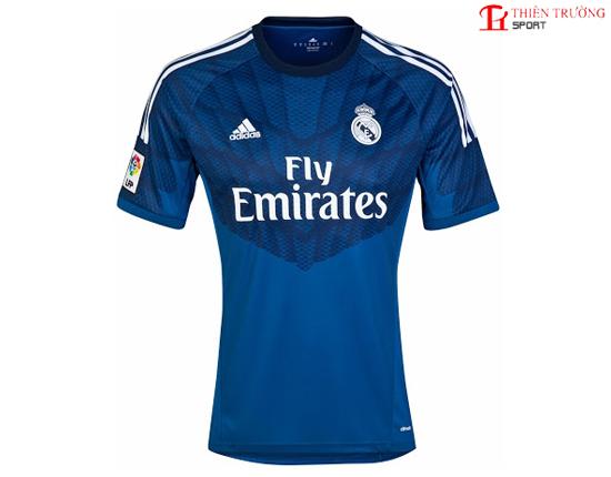 Quần áo Real sân khách mùa giải 2014 - 2015