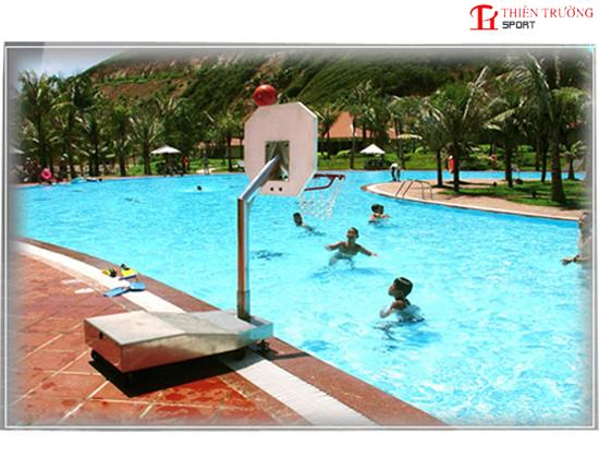 Trụ bóng rổ dưới nước BS8435