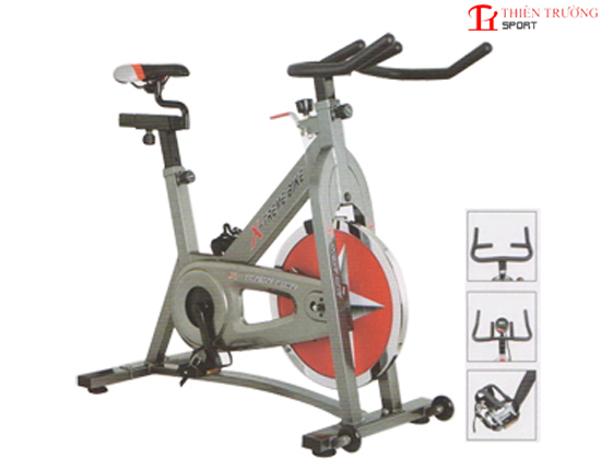 Máy tập xe đạp 0803