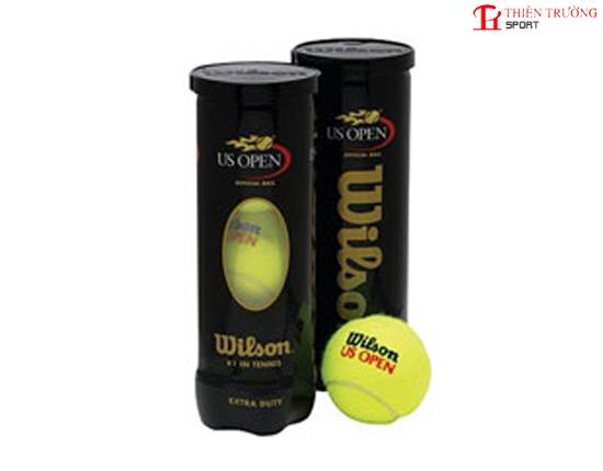 Bóng Tennis Wilson đen