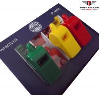 Còi nhựa Whistles