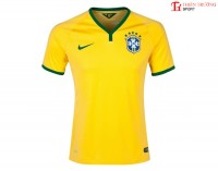 Quần áo Brazil vàng năm 2014