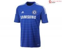 Quần áo Chelsea xanh sân nhà 2014 - 2015