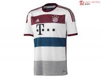 Quần áo CLB Bayel Munich sân khách 2014 - 2015