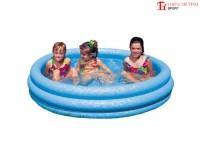 Bể bơi phao INTEX xanh thủy tinh 58426