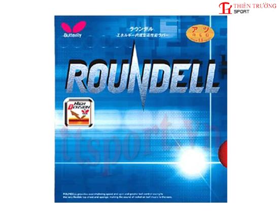 Mặt vợt bóng bàn bướm nổi Roundell