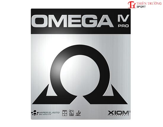 Mặt vợt Xiom Omega IV Pro