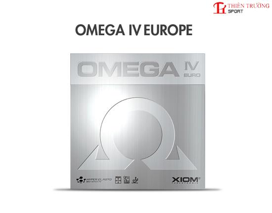 Mặt vợt Xiom Omega IV EUR