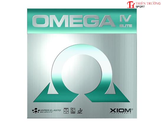 Mặt vợt Xiom Omega IV Elite