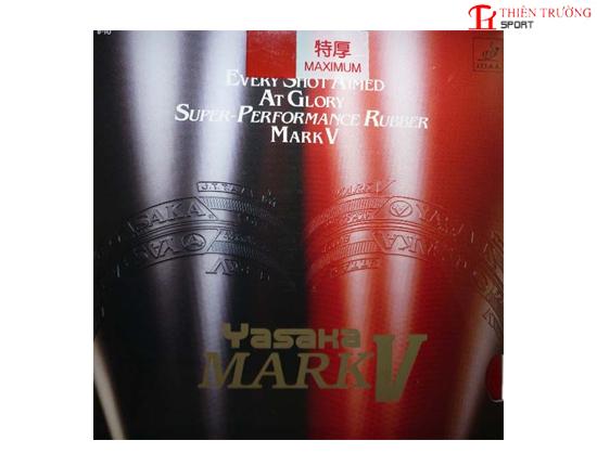 Mặt vợt Yasaka MarkV