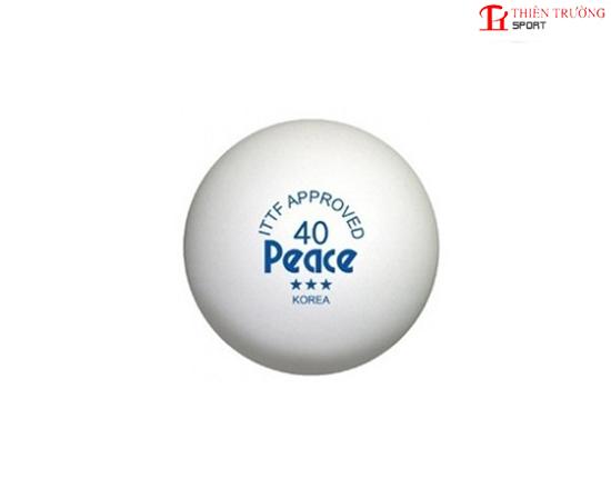 Quả bóng bàn Peace 3 sao