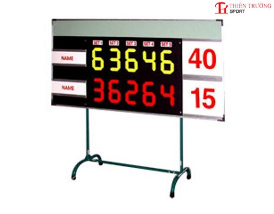 Bảng điểm môn Tennis T370